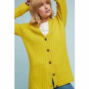 MOTH | Anthropologie Buttery Soft Cardigan size XS